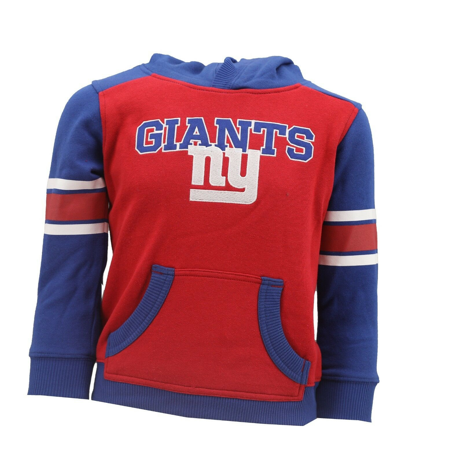 73b2540b1 New York Giants Official NFL Apparel Youth Kids Size Hooded Sweatshirt New  Tags