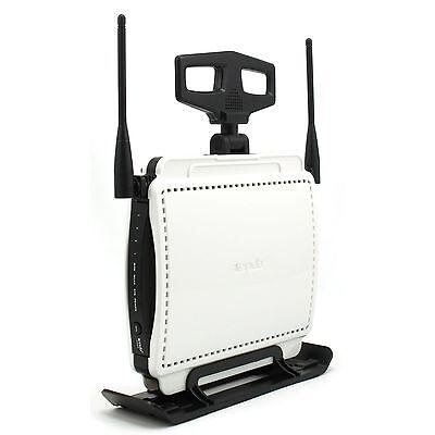 TENDA W330R WLAN N 300Mbit | W-Lan Router | 3 Antennen | GigaBit Switch | NEU