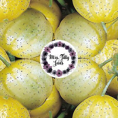 Zitronengurke Gurke CRYSTAL LEMON Gurkensamen10 historische Sorte ertragreich