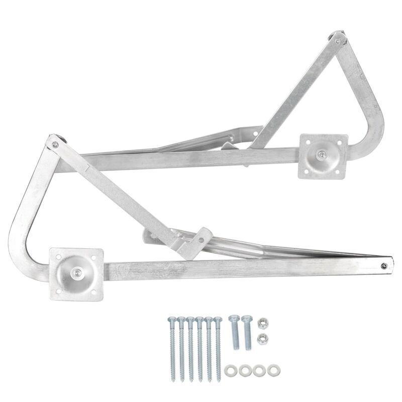 55-2 - Attic Ladder Spreader Hinge Arms For MFG After 2010 - Pair