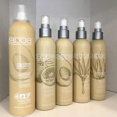 Abba Pure Performance Hair Spray , Pure Style Product 8 oz ~You Choose!~