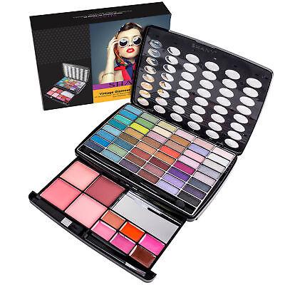 SHANY Glamour Girl Makeup Kit Eye shadow/Blush/Powder - Vintage Makeup Gift Set - Glamour Girl Makeup