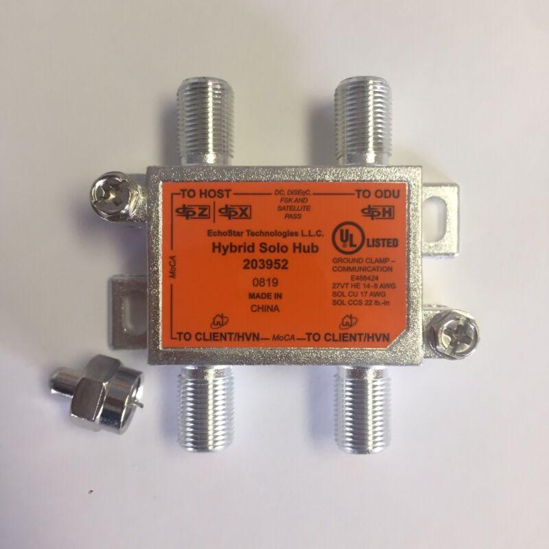 Hybrid Solo Hub 203951 - Dish Network - For Single Hopper Installation