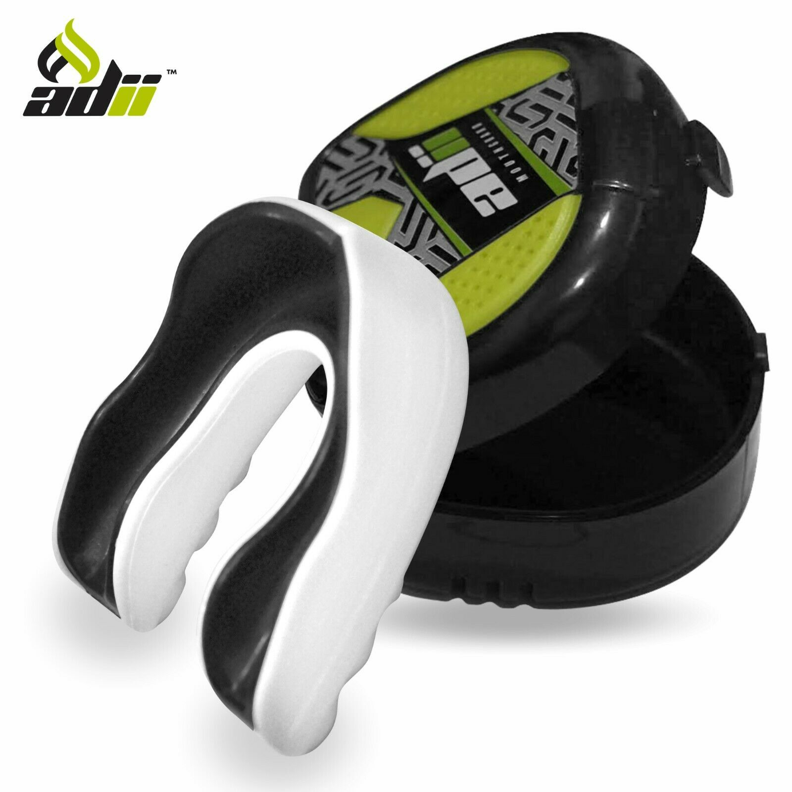 ADii™ Gel Mouth Guard Teeth Grinding Boxing Sports Gym Mou