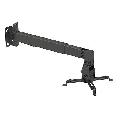 Projector Ceiling Wall Mount (Universal Projector Ceiling or Wall Mount Bracket Tilt DLP LCD - 44 lbs -)