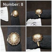 8. 9 ct gold Cameo ring Newcastle Newcastle Area Preview