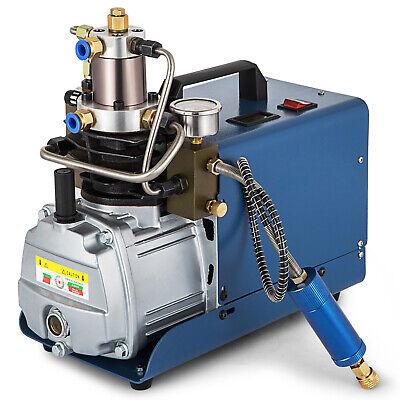 30mpa Air Compressor Pump 110v Pcp Electric 4500psi High Pressure Ups Ground