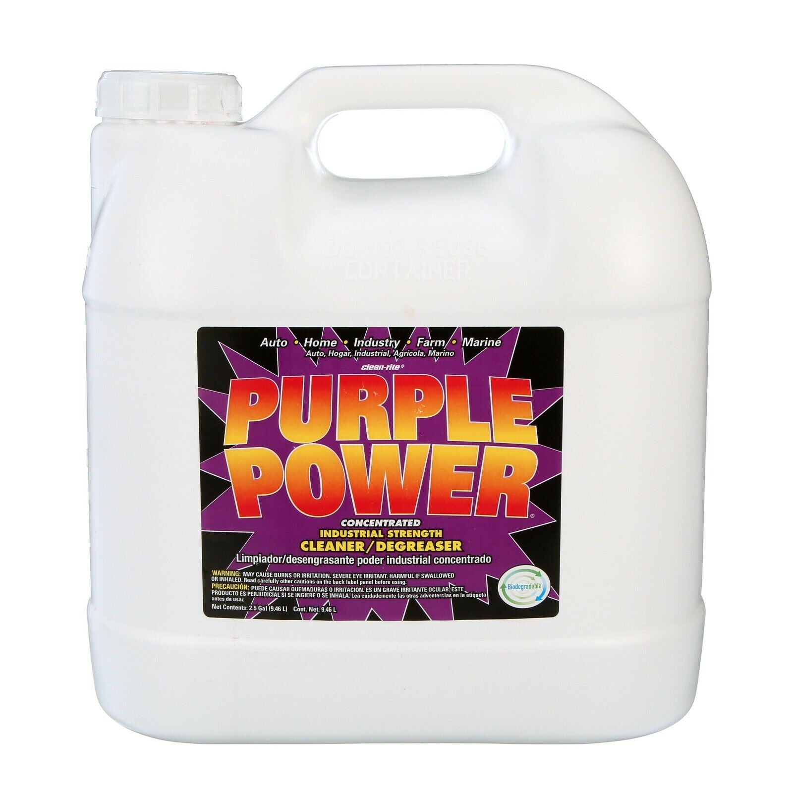 Purple Power  Industrial Strength Cleaner and Degreaser - 2.