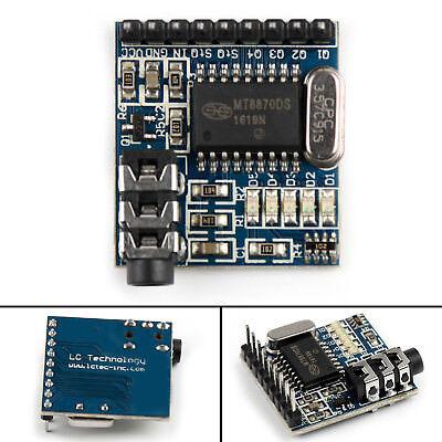 4pcs Xd-61 Mt8870 Dtmf Tone Decoding Module Voice For Raspberry Pi Arduino Ue