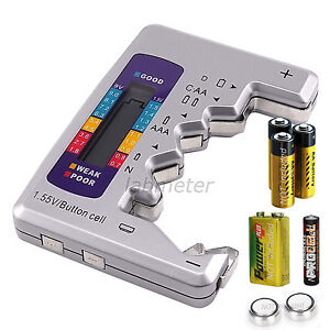 Universal-Digital-LCD-Battery-Tester-Checker-C-D-N-AA-AAA-9V-1-5V-Button-Cell