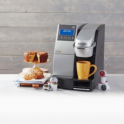 New   Keurig K3000se Commercial Brewing System Coffee Maker Free Shipping