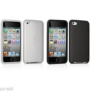 iPod Touch 4G Silicone Case Clear