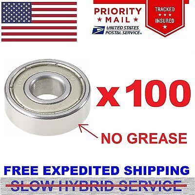Lot 100pcs In-lineskaterollerblade Hockey Bearings Fidget Spinner 608zz Abec-7