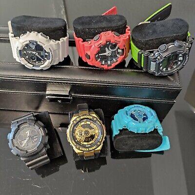 Casio G-Shock X 6 pieces collection UK mainland FREE SHIPPING, ORIGINAL