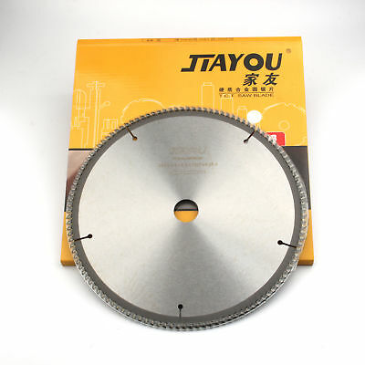 10 Inch Aluminum Cutting 120teeth Saw Blade Tct Circular Saw Blade High Quality