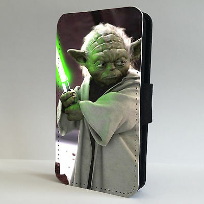 Yoda Star Wars Movie Action  FLIP PHONE CASE COVER for IPHONE & SAMSUNG
