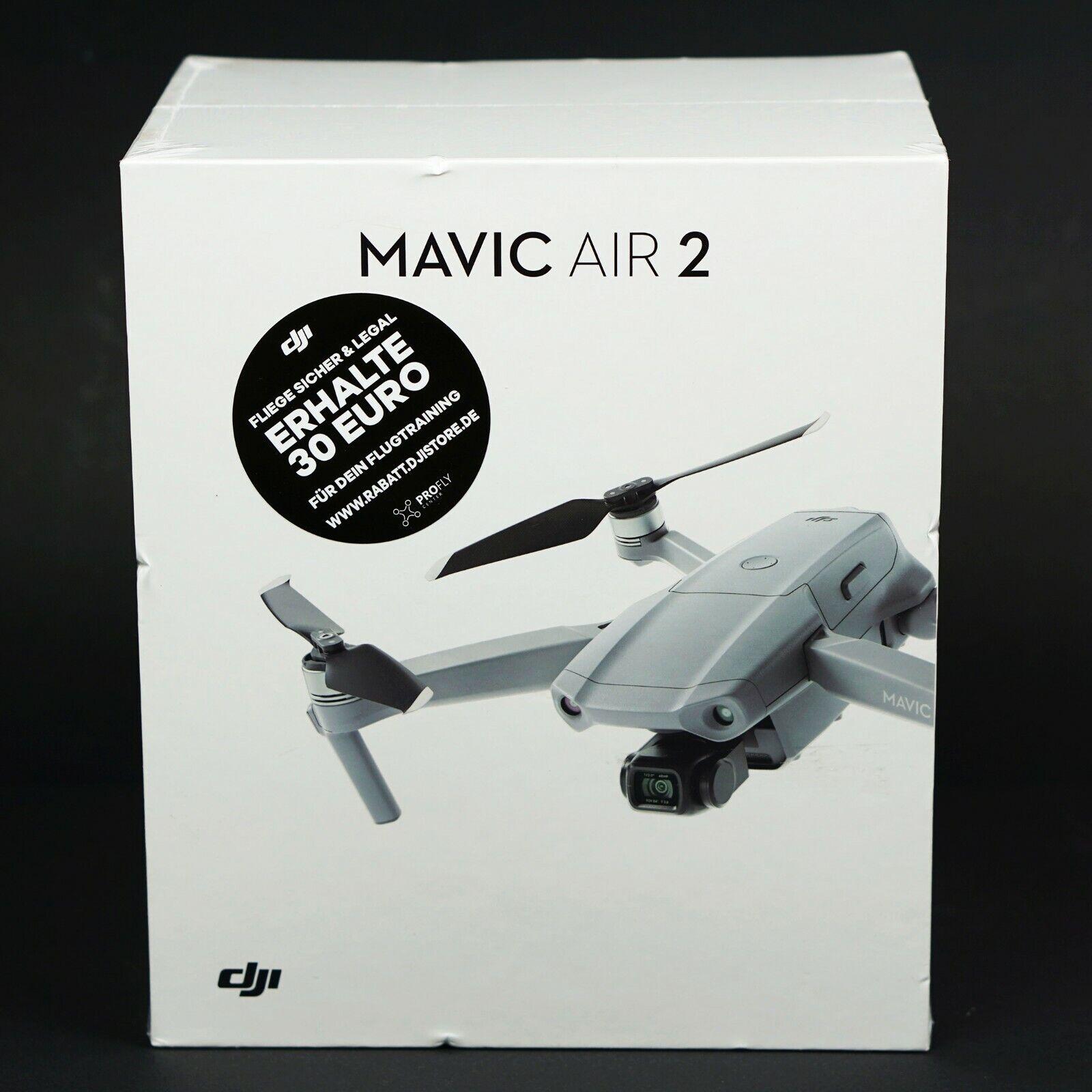 DJI Mavic Air 2 Quadrocopter Drohne RtF Kameraflug, GPS-Funktion 4K BRANDNEU