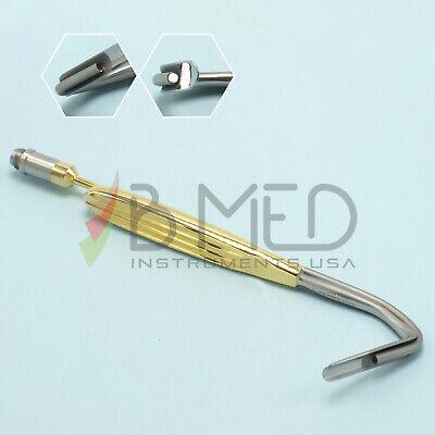 Or Grade Aufricht Nasal Retractor 10mm X 45mm Fiber Optic Plastic Surgery