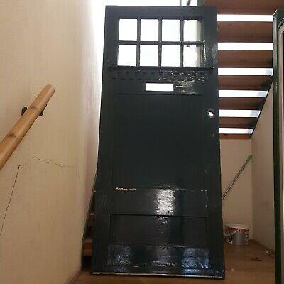 HARD  WOOD EXTERIOR DOOR
