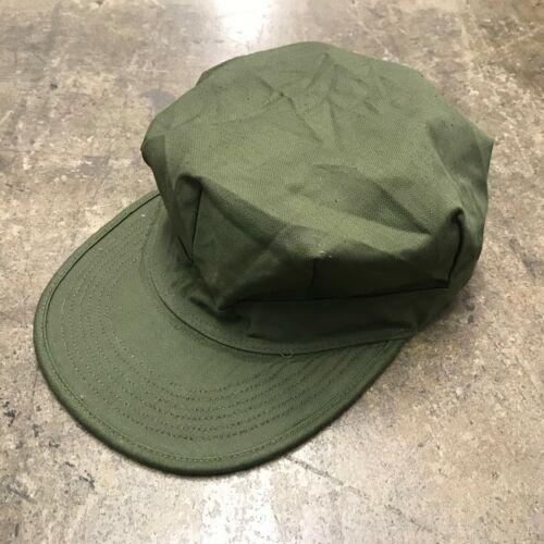 "NOS OG107 / Fatigue Hat Cap, Size 7 1/2"", US Army 1953, D-13"