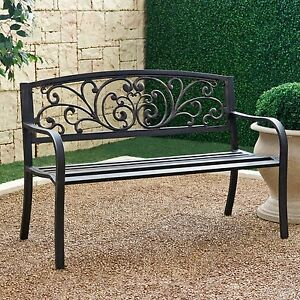 Outdoor Garden Bench eBay