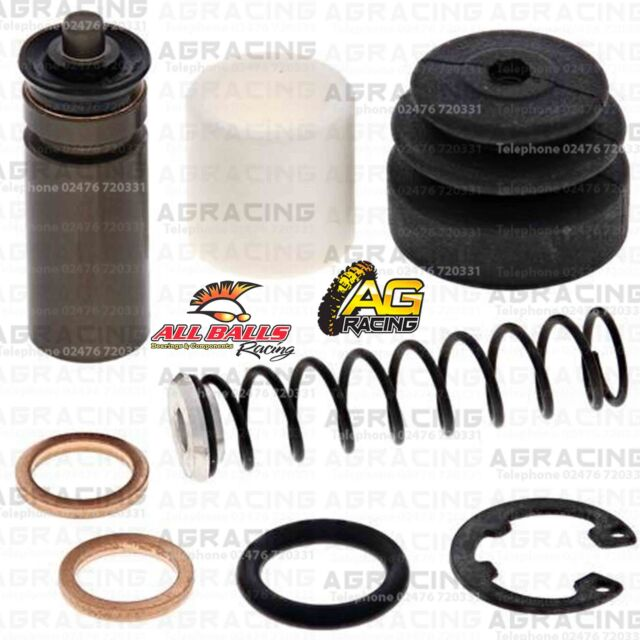 All Balls Rear Brake Master Cylinder Rebuild Kit For KTM SMC 625 2004-2006