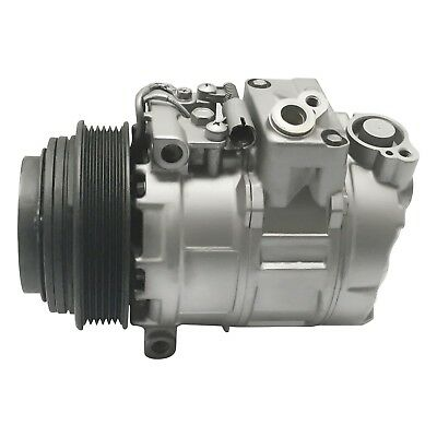(RYC Reman AC Compressor GG356 Fits Mercedes-Benz Dodge Sprinter Crossfire)