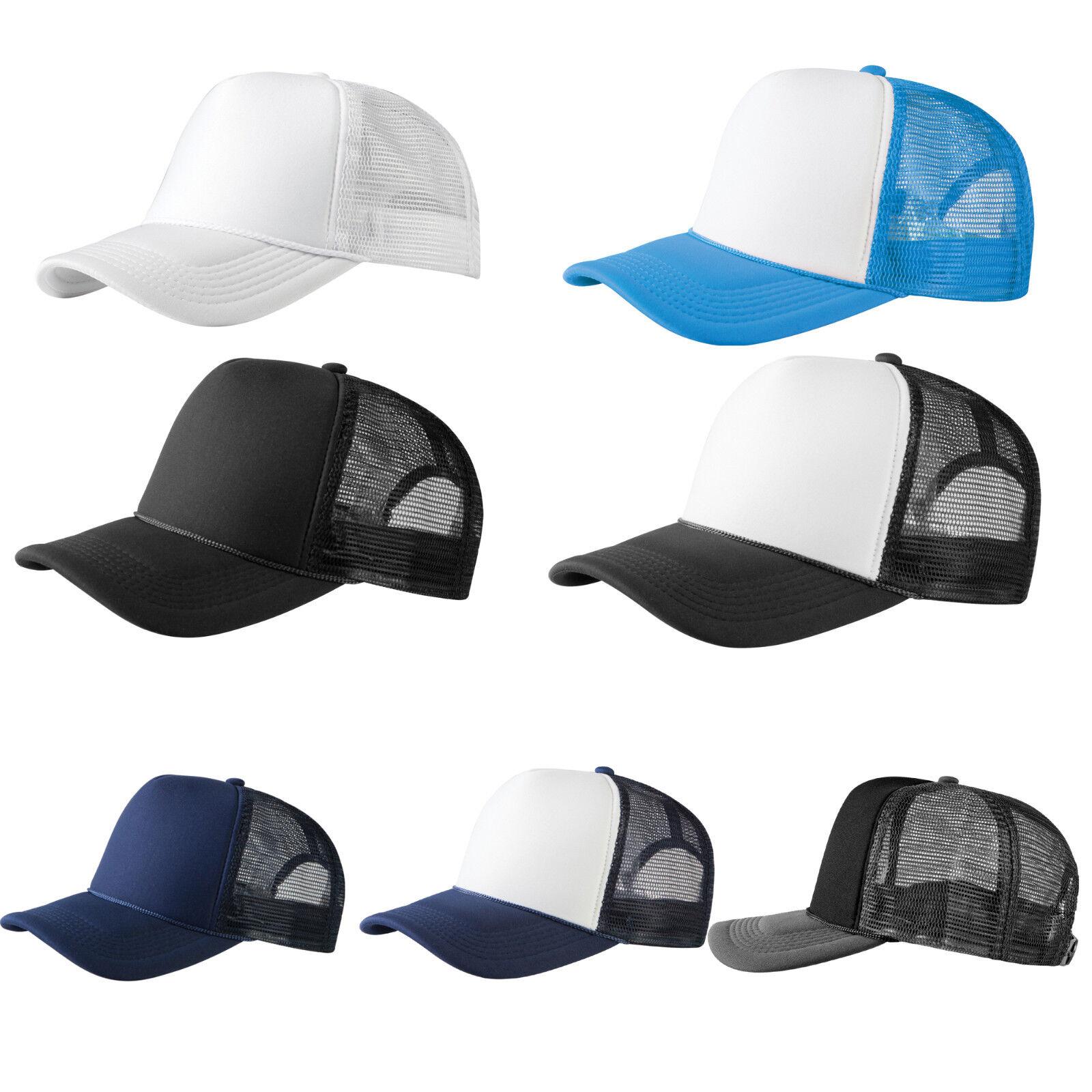 Masterdis Trucker Mesh Cap Basecap Baseball Caps Mütze Kappe