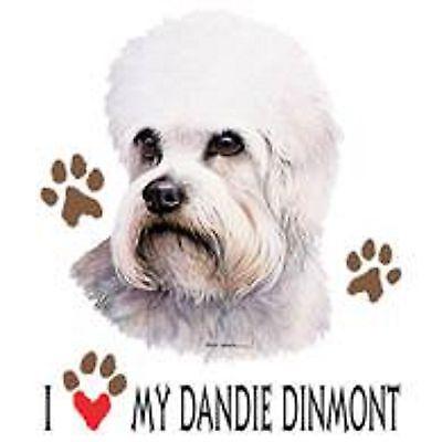 Dandie Dinmont Terrier Love Tote