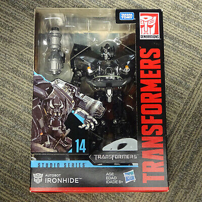 2017 Hasbro Transformers Generations Studio Series 14 Voyager Class Ironhide