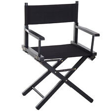 Wooden Directors Folding Chair Portable Chair for Cinema Use Oxford Fabric Seat