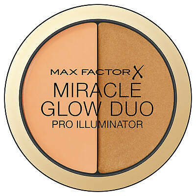 MAX FACTOR Miracle Glow Duo Highlighter - Deep 30