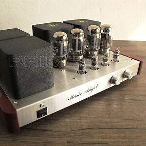 Music Angel XDSE KT88 Class A Valve Vacuum Tube Hi-end Integrated Amplifier UK