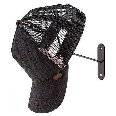 Cap-Halter Schirmmützenhalter Halterung für Capis Caps Mützen Huthalter Halter