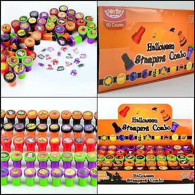 Halloween Different Games (50pcs great stamps for kids in 25 different halloween party designs. Game)