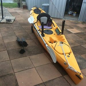 hobie revo 11 Currumbin Gold Coast South Preview