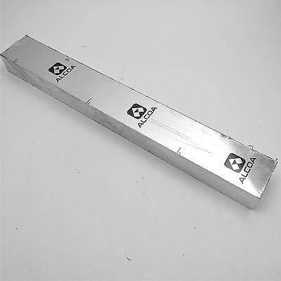 2 Thick Cast Aluminum Mic-6 Alcoa Flat Plate 3.3125 X 25.375 Long Sku136943