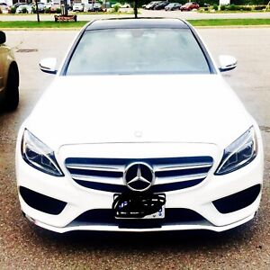 Mercedes C300 lease takeover