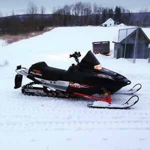 2002 Polaris Edge/XCR 800