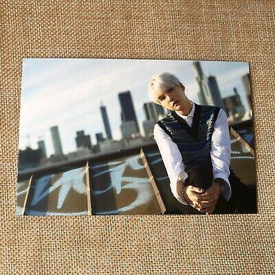 BTS  SUGA  [ Dispatch Magazine Dicon Official Postcard Photocard ] New /+G