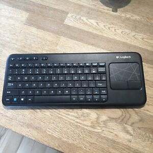 Logitech K400r USB keyboard with track pad