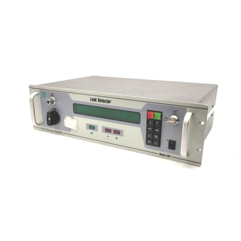 Furness Controls FCO283 Pressure Decay Leak Detector -800mbar To 10bar 230VAC