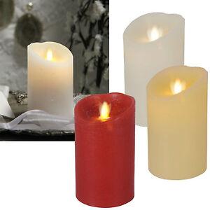 bougies led avec bewegter flamme cire v ritable sans. Black Bedroom Furniture Sets. Home Design Ideas