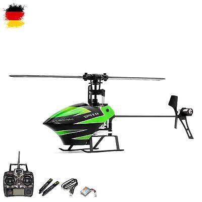 RC ferngesteuerter Flybarless-Hubschrauber Sky Dancer, 4.5 Kanal Modell mit Akku