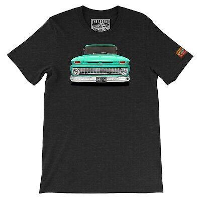 1963 C10 Legend Classic Car Men's T-shirts American Truck Make Your Own T-shirts - Make Your Own T Shirts