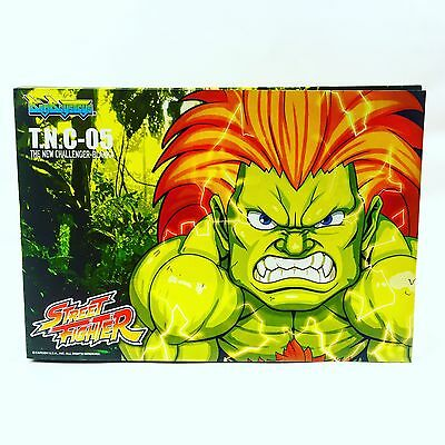Street Fighter The New Challenger BLANKA Light Up PVC Figure Big Boy Toys