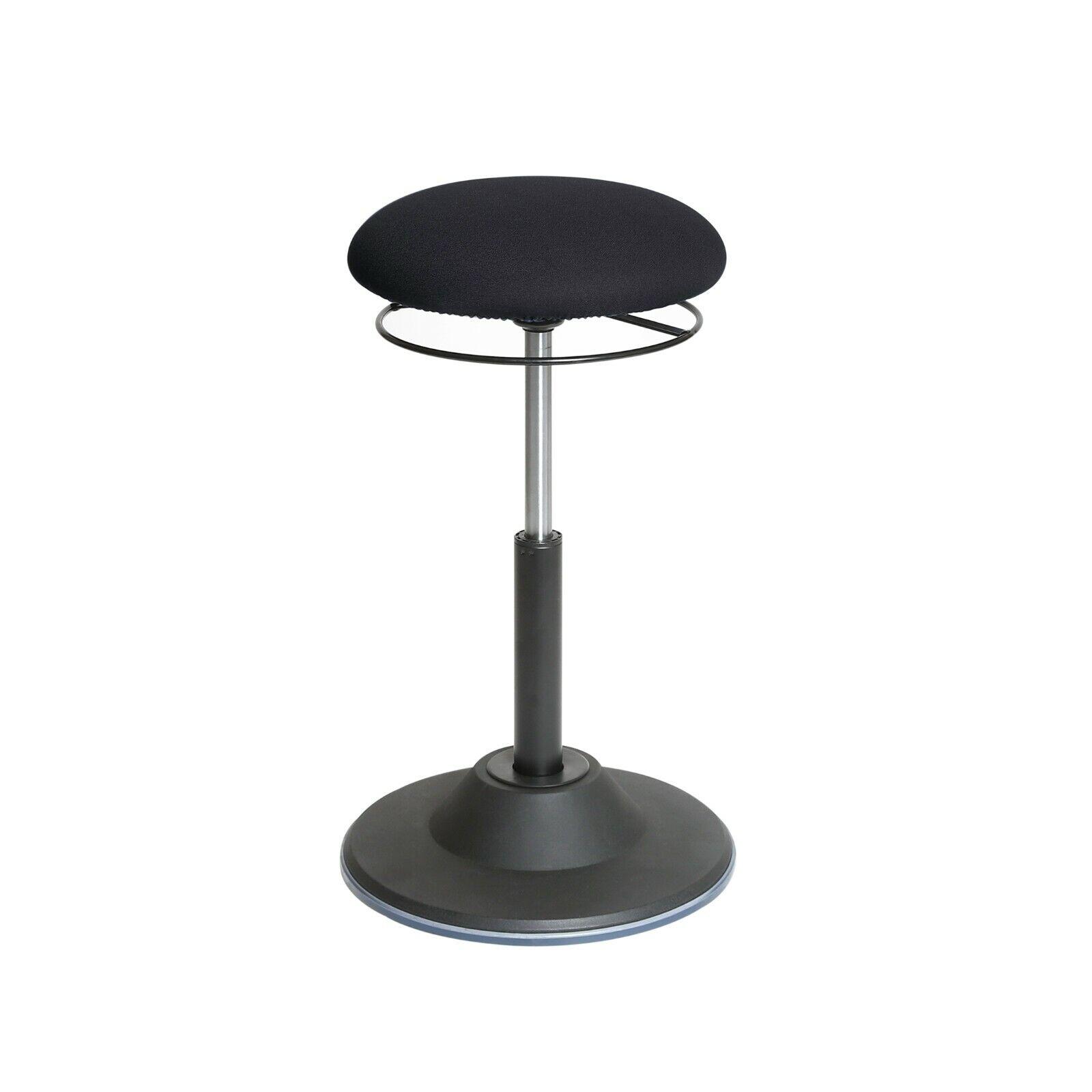 360 SIT-STAND ADJUSTABLE ERGONOMIC ACTIVE BALANCE STOOL Business & Industrial