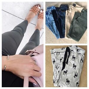 AMERICAN EAGLE ASSORTED PANTS LOT-NEW! Sizes 4-6
