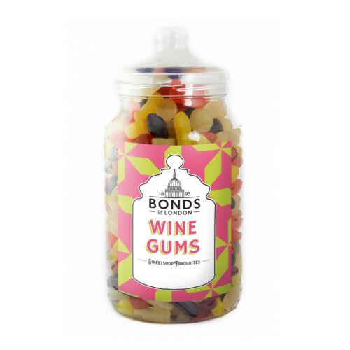 Bonds London Jar Wine Gums 2,1 kg