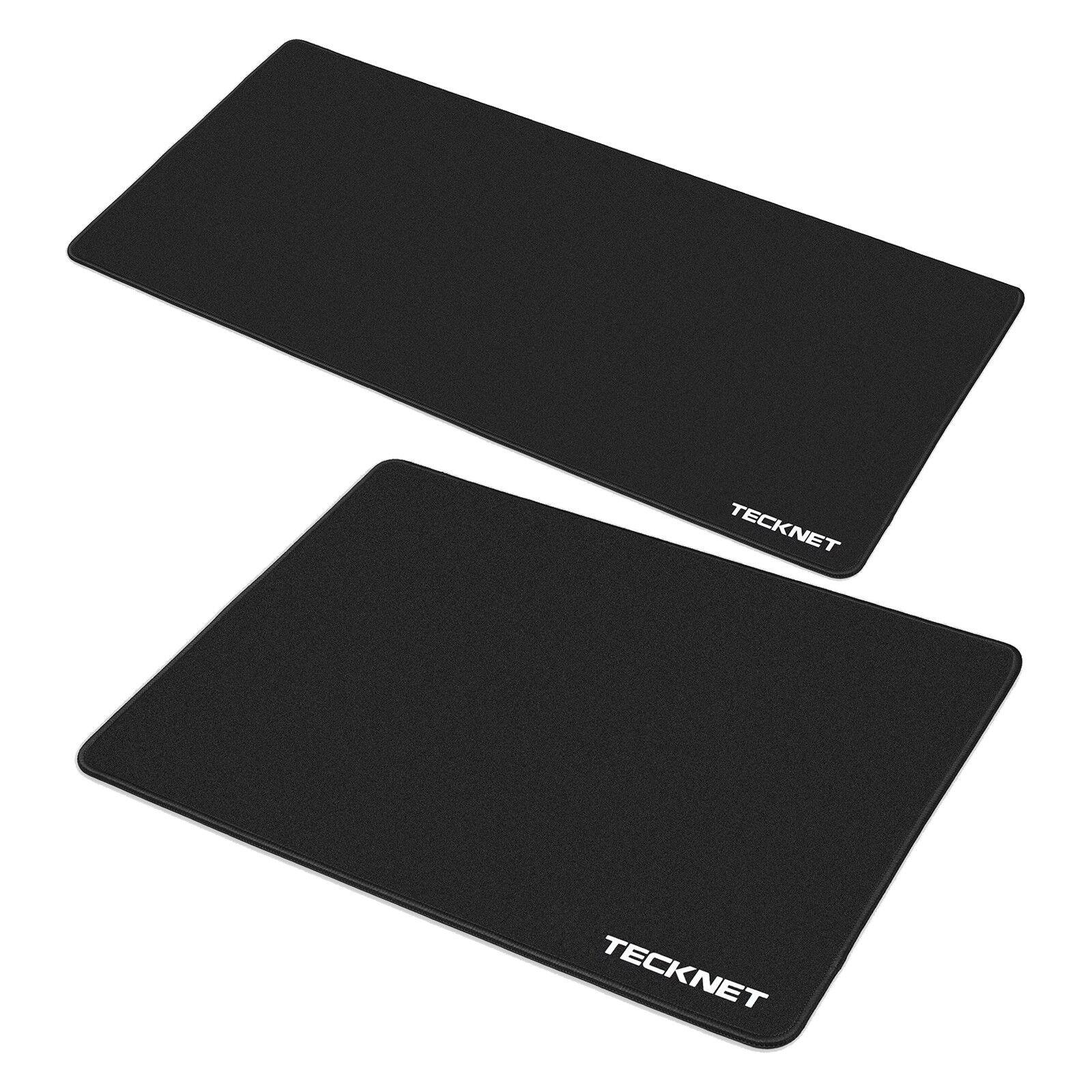 Tappetino mouse antiscivolo ergonomico gaming scrivania ufficio pad tastiera